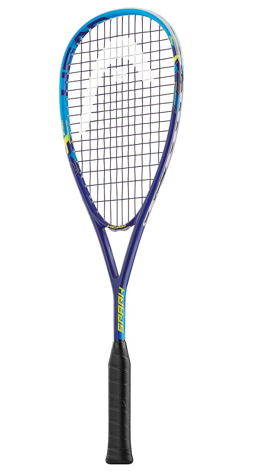Auth Dealer w//Warranty WILSON Tempest Pro squash racquet racket Reg $120