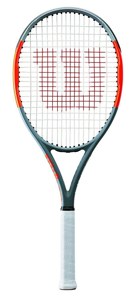 Details about WILSON BURN Team 100 Limited Edition tennis racquet racket 4 38 with Warranty